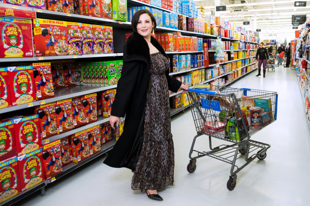 """""""I'm basically the Queen of Walmart."""""""
