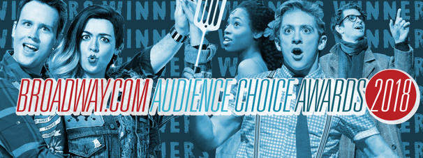 Mean Girls Leads Broadway.com Audience Choice Award Winners; Ethan Slater, Hailey Kilgore Also Take Top Prizes