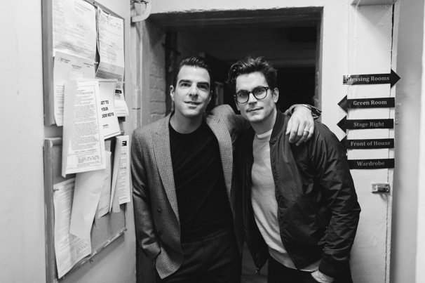 Zachary Quinto & Matt Bomer on Why The Boys in the Band Is More Relevant Now Than Ever