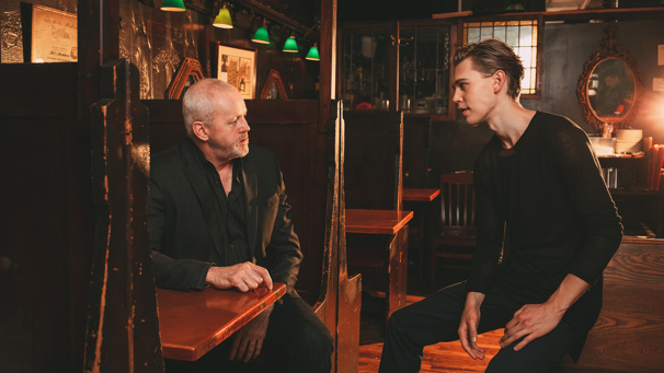 The Broadway.com Show: Get to Know The Iceman Cometh Tony Nominee David Morse & Rising Star Austin Butler