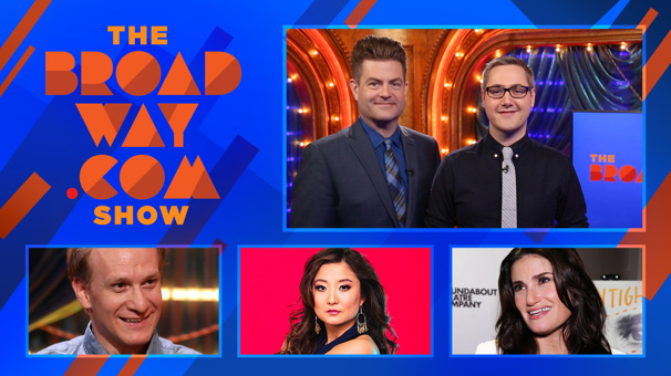 The Broadway.com Show: Idina Menzel Preps for Skintight, Jamie Parker Makes Magic in Harry Potter & More