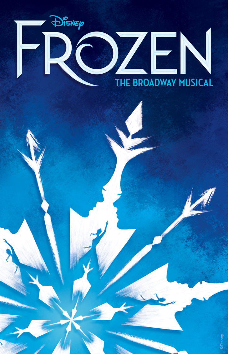 Coronation Day! The Poster Art for Broadway's Frozen Is ... Kristen Anderson Lopez