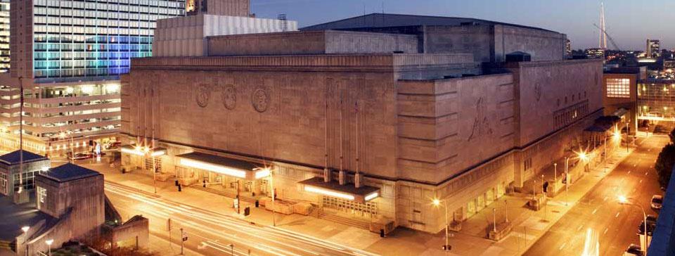 Municipal Auditorium Music Hall