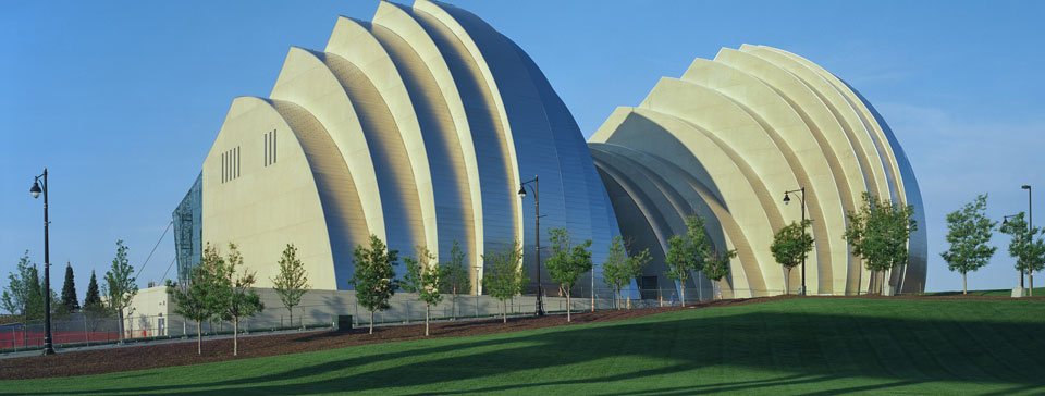 Muriel Kauffman Theatre - Kauffman Center