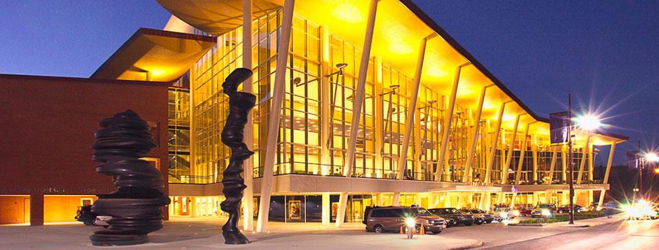 Sarofim Hall - The Hobby Center