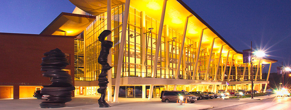 Sarofim Hall The Hobby Center Theaters Broadway In