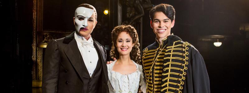 The Phantom Of The Opera Stars To Toast 30 Years On