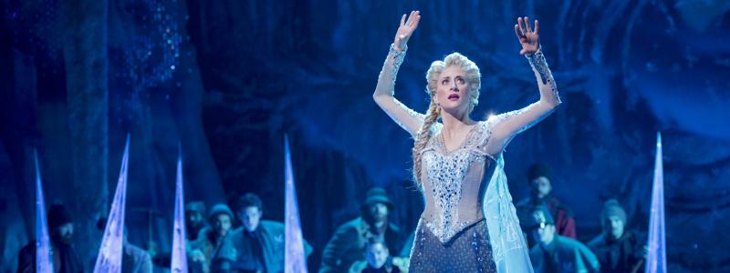Disney's Frozen To Release Original Broadway Cast Recording