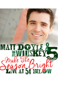 Matt Doyle & The Whiskey 5: Make the Season Bright