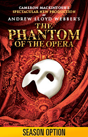 The Phantom of the Opera Tickets