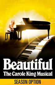 Beautiful—The Carole King Musical  Tickets