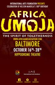 "Africa Umoja – ""The Spirit of Unity Tour"" Tickets"