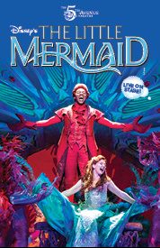 The 2016-17 season of Broadway Across America is going to be amazing with the Broadway Family Show Package at Broward Center for the Performing Arts! Disney's The Little Mermaid