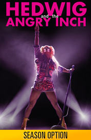 Hedwig Angry Inch review John Cameron Mitchell Broadway