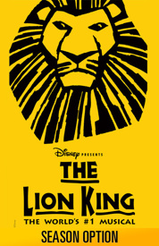 The lion king season option tickets broadway broadway in orlando