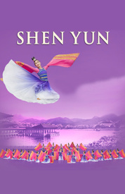 Poster for Shen Yun - Experience a Divine Culture