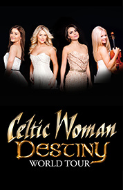 Poster for Celtic Woman Live in Concert
