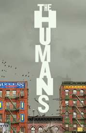 Poster for The Humans