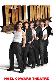 Poster for The Full Monty
