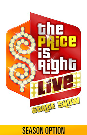 Poster for The Price is Right Live