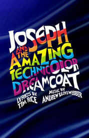 Poster for Joseph and the Amazing Technicolor Dreamcoat