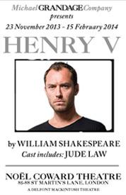 Poster for Henry V