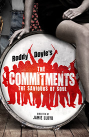Poster for The Commitments