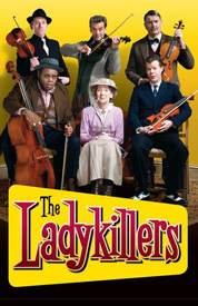 Poster for The Ladykillers
