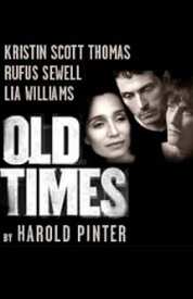 Poster for Old Times