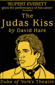 Poster for The Judas Kiss
