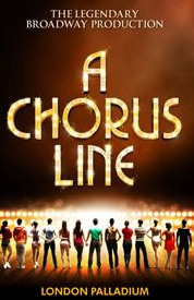 Poster for A Chorus Line