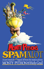 Poster for Spamalot
