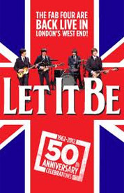 Poster for Let It Be