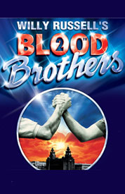 Poster for Blood Brothers