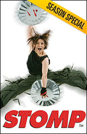 Poster for Stomp