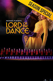 Poster for Lord of the Dance