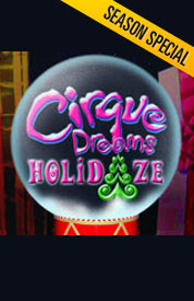 Poster for Cirque Dreams Holidaze