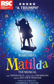 Poster for Matilda
