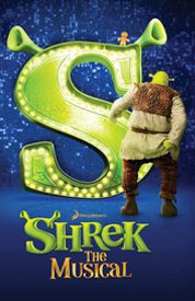 Poster for Shrek the Musical