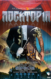 Poster for Rocktopia Live