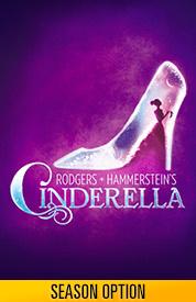 Poster for Rodgers + Hammerstein's Cinderella