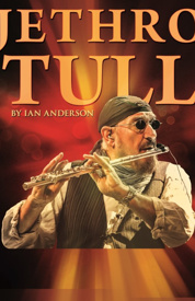 Poster for Jethro Tull by Ian Anderson
