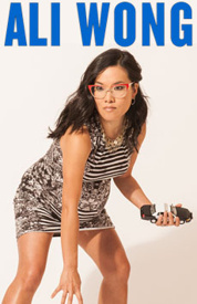 Poster for Ali Wong
