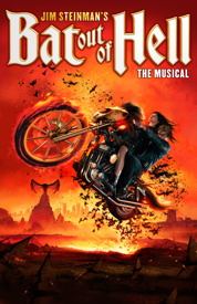 Poster for Bat Out of Hell: The Musical