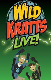 Poster for Wild Kratts Live