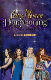 Poster for Celtic Woman: Homecoming Tour