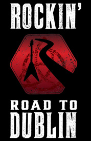 Poster for Rockin' Road to Dublin