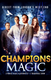 Poster for Champions of Magic