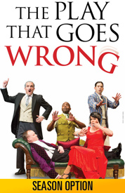Poster for The Play That Goes Wrong