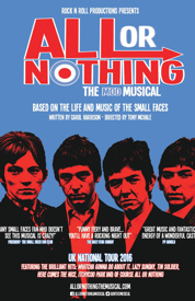 Poster for All or Nothing: The Mod Musical